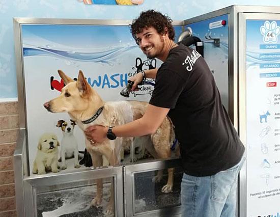 I Love Dog Wash disfruta lavando a tu mascota